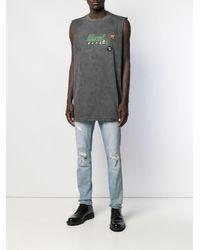 メンズ DIESEL T-minoless Tシャツ Multicolor