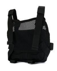 1017 ALYX 9SM Harness-Gürteltasche in Black für Herren