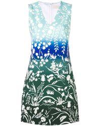 Peter Pilotto フローラルプリント ドレス Multicolor