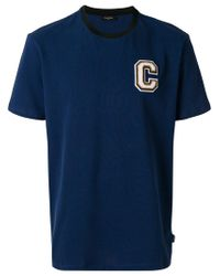Calvin Klein - Blue Loose Fit T-shirt for Men - Lyst