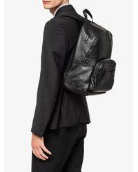 Рюкзак На Молнии Prada для него, цвет: Black