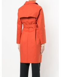 Mackintosh Orange Jaffa Coat