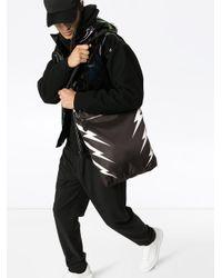 Bolso Tiger Bolt con cremallera Neil Barrett de hombre de color Black