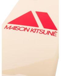 Maison Kitsuné ロゴ Iphone 8 ケース Multicolor