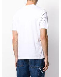 メンズ Love Moschino プリント Tシャツ White