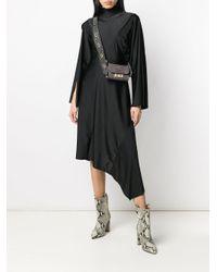 Bandolera Eden mini Givenchy de color Gray