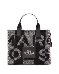 Marc Jacobs ロゴ ハンドバッグ Black