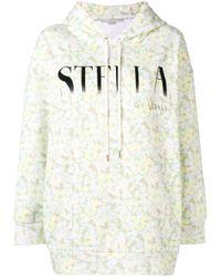 Stella McCartney プリント スウェットシャツ Yellow
