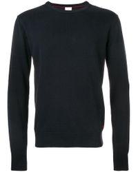 Peuterey - Blue Crew Neck Sweater for Men - Lyst