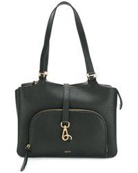 DKNY - Black Top Handles Tote Bag - Lyst