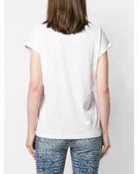 Ermanno Scervino ポケット Tシャツ White