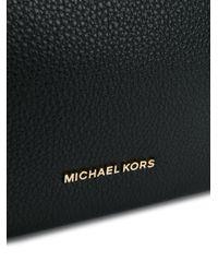 MICHAEL Michael Kors Black Boxy Tote