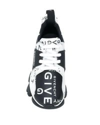 Givenchy Jaw チャンキースニーカー Multicolor