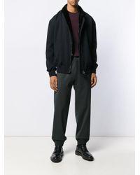 メンズ Giorgio Armani ストレートパンツ Multicolor