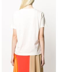 Chinti & Parker Ciao Tシャツ White