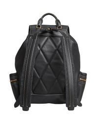 Burberry - Black Rucksack Backpack for Men - Lyst
