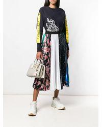 Facetasm スウェットシャツ ボディスーツ Multicolor