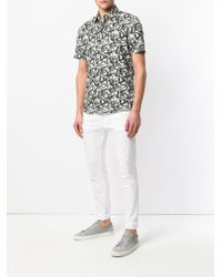 DSquared² White Cool Guy Jeans for men