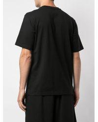 メンズ Supreme ロゴ Tシャツ Black