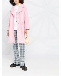 RED Valentino シングルコート Pink