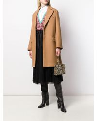 RED Valentino シングルコート Multicolor