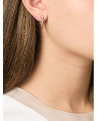 Shaun Leane Metallic 'signature Tusk' Earrings