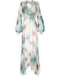 Robe Farolillo Silvia Tcherassi en coloris Multicolor