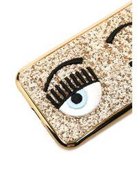Chiara Ferragni Flirting Iphone Xr ケース Metallic