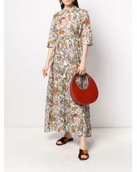 Tory Burch フローラル シャツドレス Multicolor