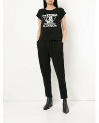 Hysteric Glamour - Black Touched By Temptation Jumpsuit - Lyst