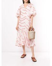 Robe Mali Lee Mathews en coloris Pink