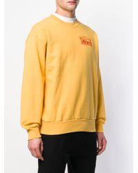 Aries スウェットシャツ Yellow