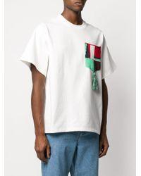 メンズ Jil Sander ポケット Tシャツ White