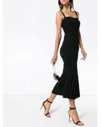 Dolce & Gabbana ペンシル ミディドレス Black