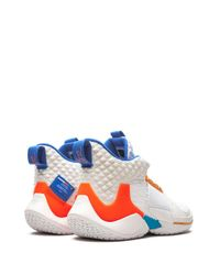 Nike ' Why Not Zero.2' Sneakers in White für Herren