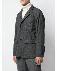 メンズ Engineered Garments シェブロン ジャケット Multicolor