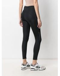 Nike ロゴ レギンス Black
