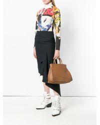 Marsèll Brown Classic Tote Bag