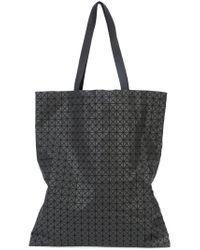 Bao Bao Issey Miyake | Black Geometric Tote Bag | Lyst