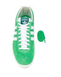 Кеды Gazelle Vintage Adidas для него, цвет: Green