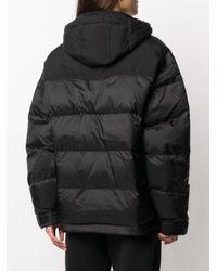 Carhartt WIP オーバーサイズ パデッドジャケット Black