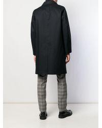 Manteau Dunkfeld Mackintosh pour homme en coloris Black