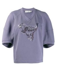 COACH Rexy セーター Blue