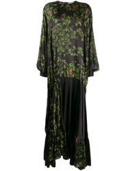 Vestido tubo Harper Preen By Thornton Bregazzi de color Black