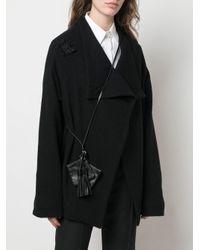 Y's Yohji Yamamoto コインケース ネックレス Black