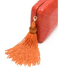 Соломенная Сумка Serpui, цвет: Multicolor