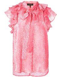 Top Pauline di Robert Rodriguez in Pink