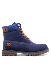 Bottines Prenium x NBA Knicks Timberland pour homme en coloris Blue