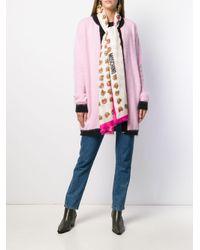 Moschino テディベア スカーフ Pink