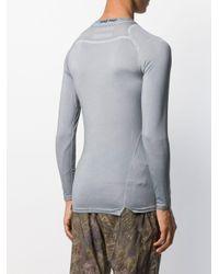 メンズ 1017 ALYX 9SM ロングtシャツ Gray